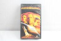 Armageddon VHS Bruce Willis Spanish Subtitled Ex-Rental