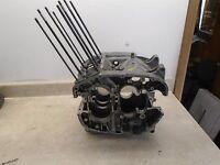 Honda 77 CB HAWK CB77 305 Used Engine Case Cases Set 1964 HB269 #BG