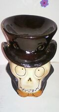 YANKEE CANDLE BONEY BUNCH HALLOWEEN TART WARMER BURNER