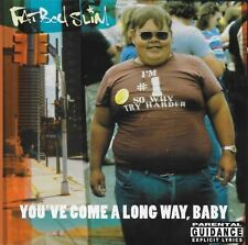 FATBOY SLIM you've come a long way, baby (CD, album, 1998) big beat, very good
