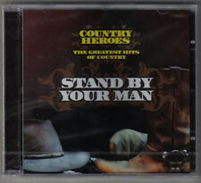 """""""STAND BY YOUR MAN"""" (SAMPLER, 16 TITEL) COUNTRY HEROES - THE GREATEST HITS OF CO"""