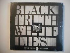 BACKTRACK LANE : BLACK TRUTH & WHITE LIES ♦ CD ALBUM NEUF / NEW ♦