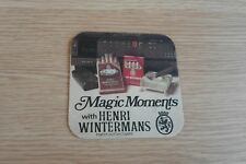 Henri Wintermans - Magic Moments Competition -  Beermat - 1981