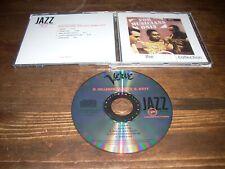 "DIZZY GILLESPIE/STAN GETZ/SONNY STITT ""FOR MUSICIANS ONLY"" VERVE CD COLLECTION"