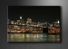 Images sur toile sur cadre 80 x 60 cm New York pret a accrocher 4008