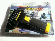 New MAGIC SWEEPER Battery Operated Compact Vacuum Cleaner Hi-Torque Motor