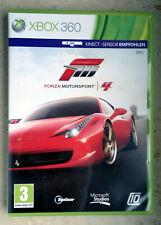Microsoft XBOX 360 Spiel xbox360 Game FORZA MOTORSPORT 4 IV Autorennen KINECT