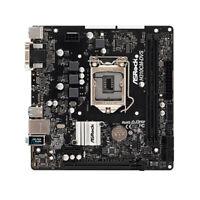 For ASROCK H310CM-DVS Motherboard LGA1151 M-ATX DDR4 VGA DVI Mainboard