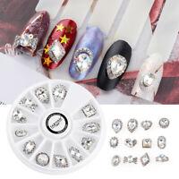 nagel strasssteine maniküre auszeichnungen 3d - diamant - dekor kristalle stein