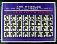 Home Wall Art Print - Vintage Movie Film Poster - THE BEATLES 7 - A4,A3,A2,A1