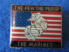 American Badge = The Few The Proud The Marines