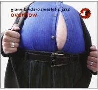 Gianni Bardaro Sinestetic Jazz: Overflow - CD