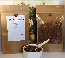 Lapacho Bark Tea 100g ( Pau d'Arco ) - Health Embassy