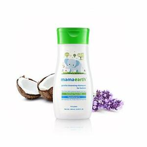 Mamaearth Gentle Cleansing Shampoo Babies (200 ml) Fast Ship From India -USA
