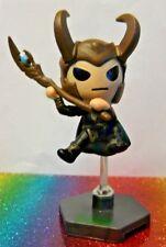 Marvel Grab Zags LOKI Mini Figure Mint OOP