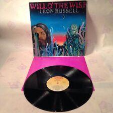 LEON RUSSELL WILL O' THE WISP LP SR-2138
