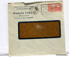 LETTRE  ALGERIE ALGER MARCEL VIEUX 1936  166ca173