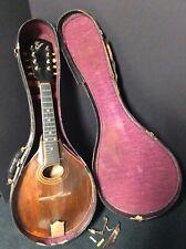 Vintage 1920's Gibson Mandolin Model A2