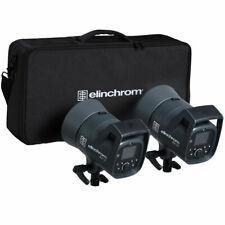 Elinchrom ELC 125 Dual Studio Monolight Kit Mfr # EL20736.2