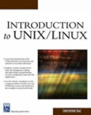 Introduction To Unix/Linux (Networking & Security Series)-ExLibrary