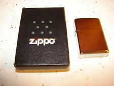 ZIPPO LIGHTER   WINDPROOF  NEW IN BOX   MADE IN USA