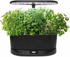 AeroGrow Bounty Basic - Black Indoor Garden