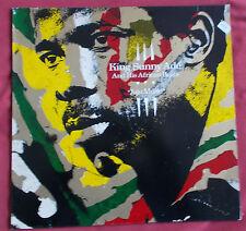 KING SUNNY ADE  AFRICAN BEATS LP ORIF FR JUJU MUSIC