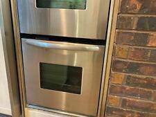 KitchenAid Kitchen Aid Superba double wall ovens 2 Model Kebc247Vss 02