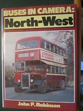 Buses in Camera North West John P.R Robinson 1985 HBDJ