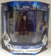 Doctor Who THE IMPOSSIBLE SET: ELEVENTH DOCTOR & CLARA OSWALD FIGURE SET - NIP