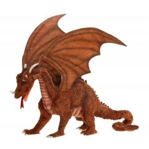 "Hansa Dragon, 15"" Stuffed Animal Plush Toy #4929"