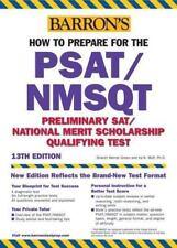 Barron's Psat/Nmsqt : Psat/National Merit Scholarship Qualifying Test