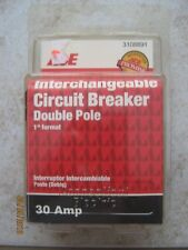 New Ace Interchangeable 30 Amp Double Pole Circuit Breaker 3108891 Free Ship