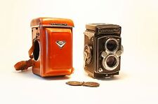 Early Version Yashica Mat. Good Working. Free Worldwide Shipping