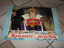 BIANCANEVE E I SETTE NANI,,WALT DISNEY,FOTOBUSTA 2