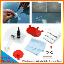 Car Windshield Windscreen Glass Scratch Chip Crack SET Car Repair Tool DIY Kit
