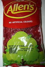 Allens Red Frogs Alive 1.3kg Bulk Bag