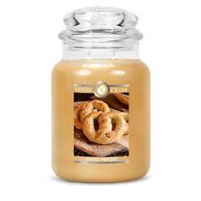 Goose Creek Large Jar Candle - Salted Pretzel