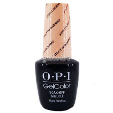 OPI GelColor Soak Off LED/UV Gel Nail Polish 0.5oz Stop it I'm Blushing! #GCT74