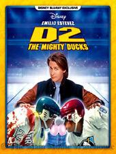 Disney Family Ice Hockey Movie D2 The Mighty Ducks 2 Kids Sports Comedy Blu-ray