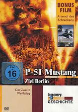 DVD NEU/OVP - P-51 Mustang - Ziel Berlin - Der Zweite Weltkrieg - Plus Bonusfilm