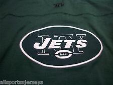 NFL NWT MID FIELD CREWNECK- NEW YORK JETS - 3XLARGE