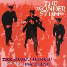 THE WONDER STUFF The Eight Legged Groove Machine [18 Tracks] CD