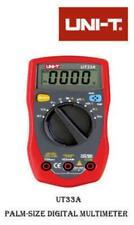 UNI-T UT33A Palm-Size Digital Multimeter