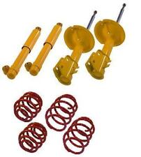 amortisseurs courts + ressorts kit de suspension Fiat Cinquecento 40 60