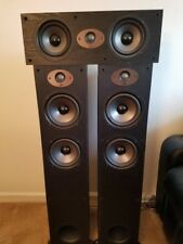 Polk Audio Speakers - TSX 330T Towers (X2) TSX 250C Center (X1) PSW 111 Sub