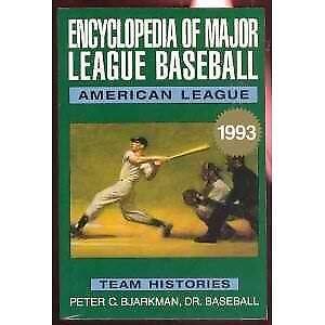 Encyclopedia of Major League Baseball: American Le