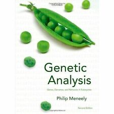Genetic Analysis: Genes, Genomes, and Networks in Eukaryotes by Philip...