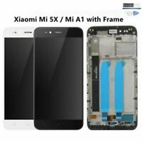 For Xiaomi Mi 5X / Mi A1 LCD Display Touch Screen Digitizer Assembly + Frame BSH
