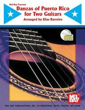 Danzas Of Puerto Rico For Two Guitars